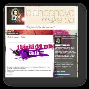 Biancaneve Makeup