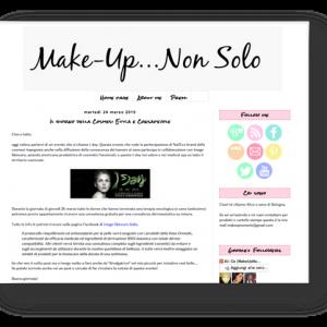 Makeup non solo